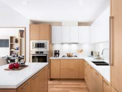 Evelyn On Forest's-Edge Three & Four kitchen concept design.