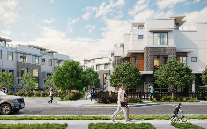 Lion's Gate Townhomes – Prices, Plans, Availability