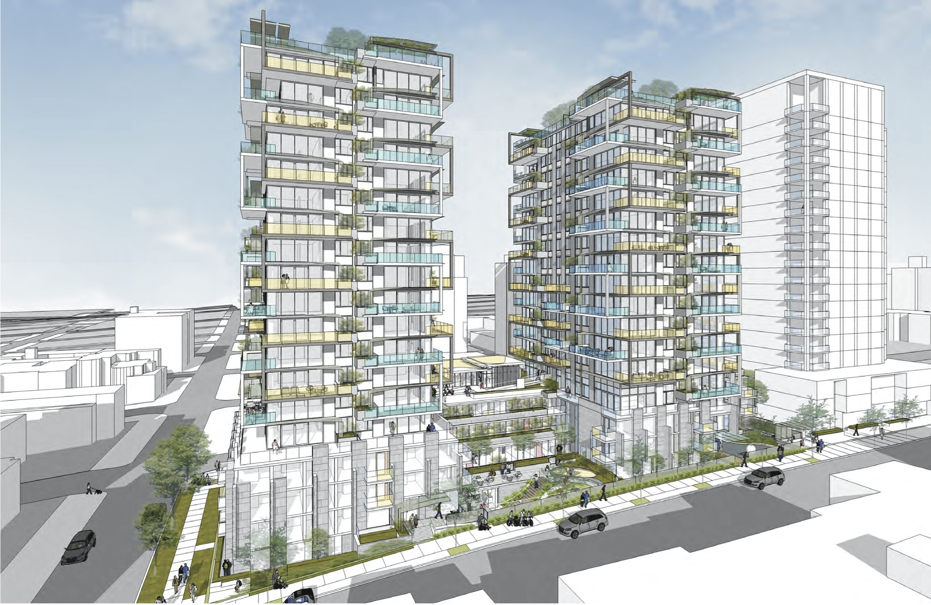 Mirabel At English Bay By Marcon – Pricing & Floor Plans To Come