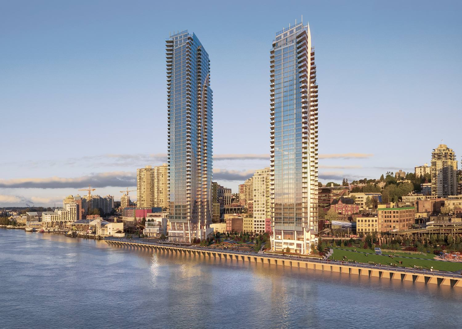 Pier West By Bosa – Plans, Prices, Availability