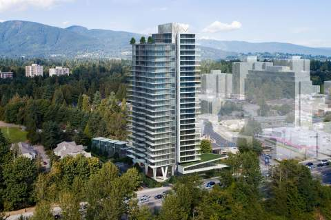 West Vancouver Presale Condos And Townhomes At The Sentinal.