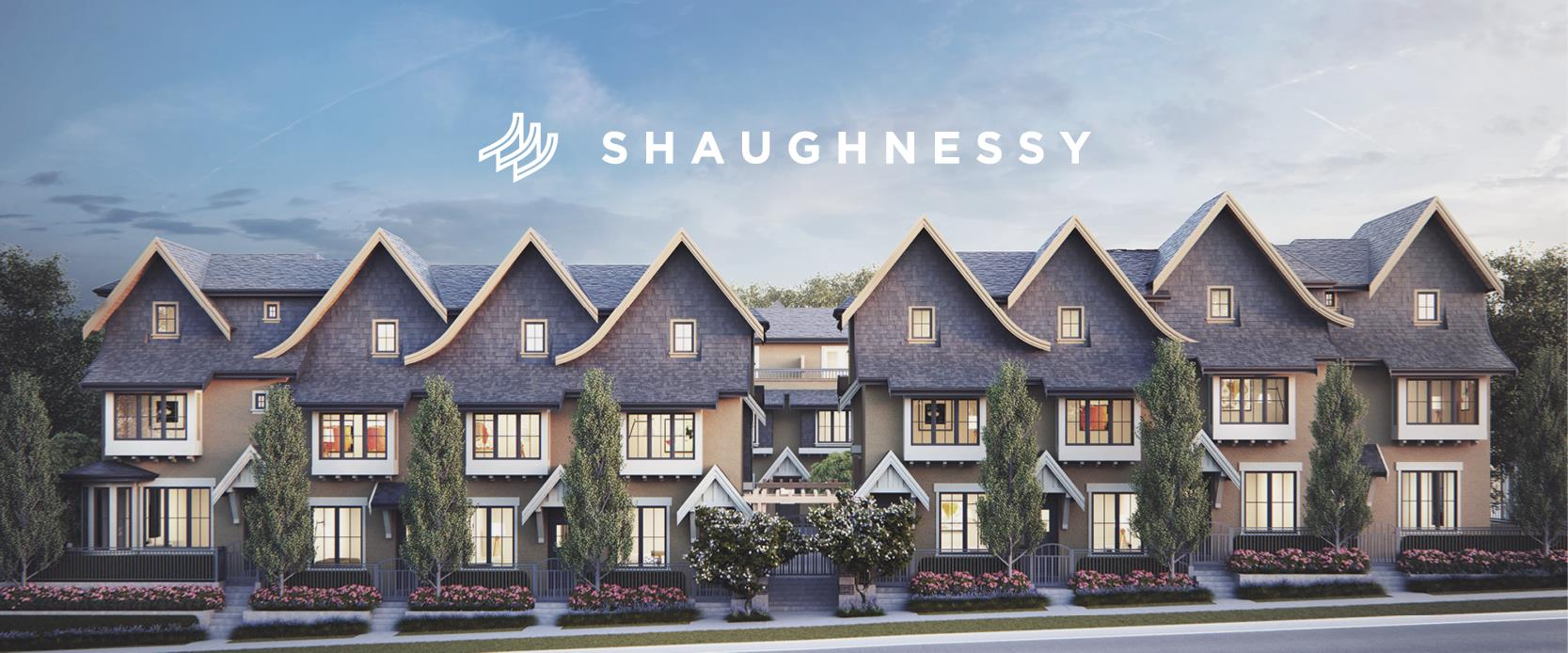 Shaughnessy Residences – 3- & 4-Bedroom Pre-Construction Marpole Townhomes By Alabaster