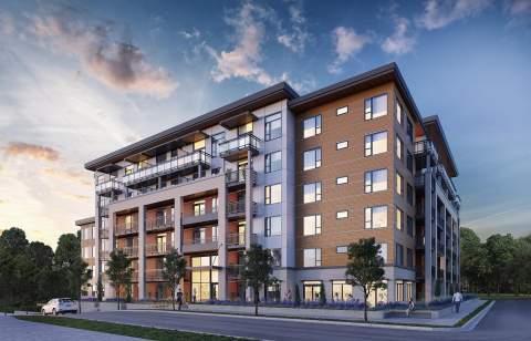 Burquitlam Pre-sale Condos From Otivo Development Group And Robert Ciccozzi Architecture.