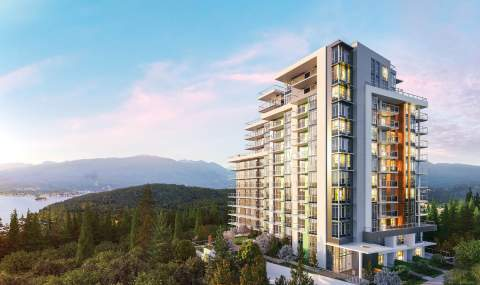 Intergulf's Newest SFU UniverCity Development, Terraces At The Peak.