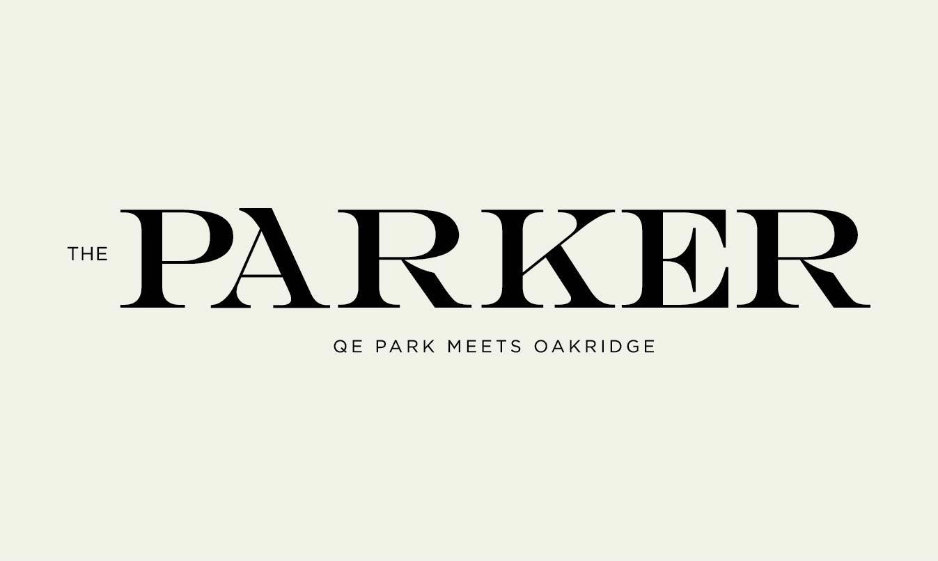 The Parker banner.