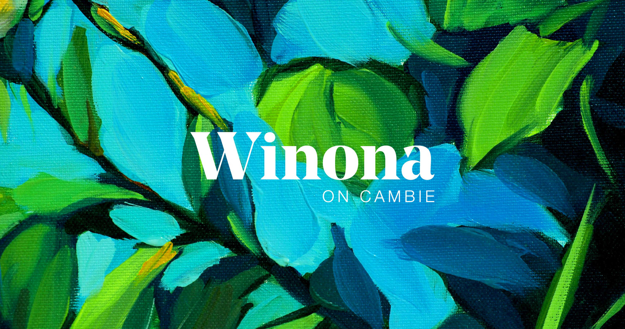 Winona on Cambie title graphic.