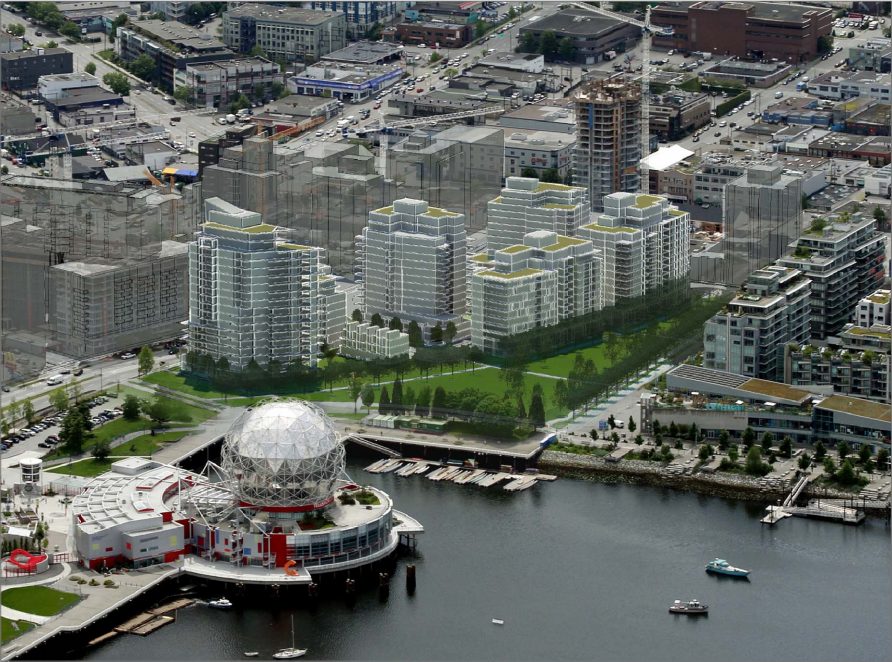 False Creek South Real Estate