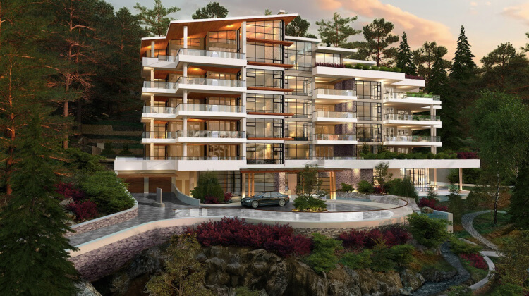 West Vancouver Condos For Sale