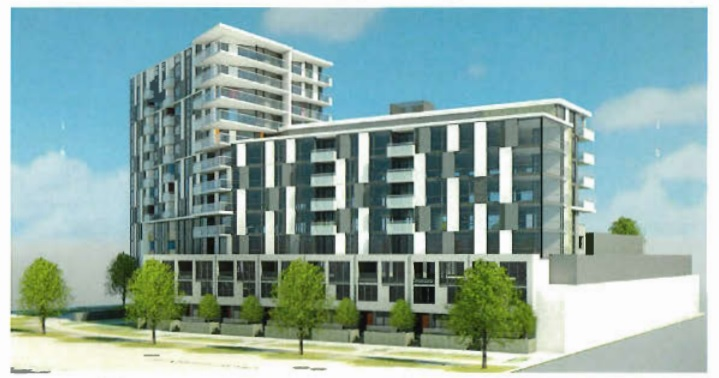 Capstan Village luxury condos by Avanti developer, Polygon Homes.