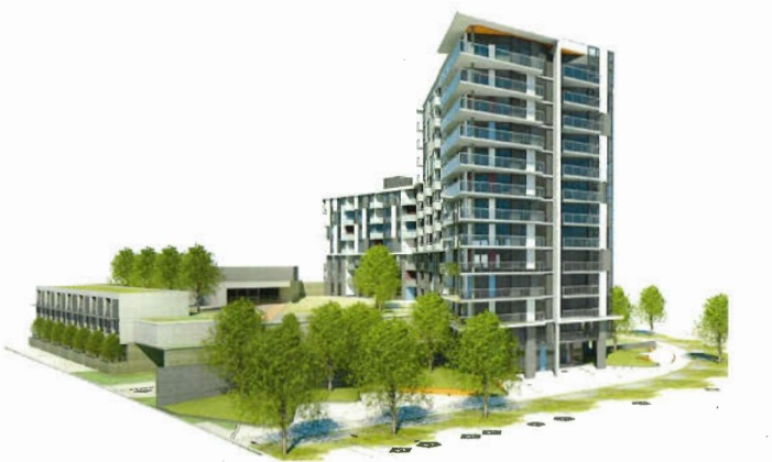 New Richmond luxury condo development by Polygon Homes.