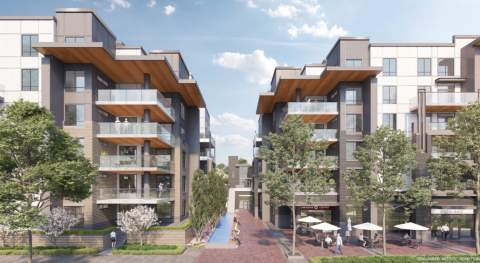 Coming Soon! Mixed-use Port Moody Development By Panatch Properties In Moody Centre.