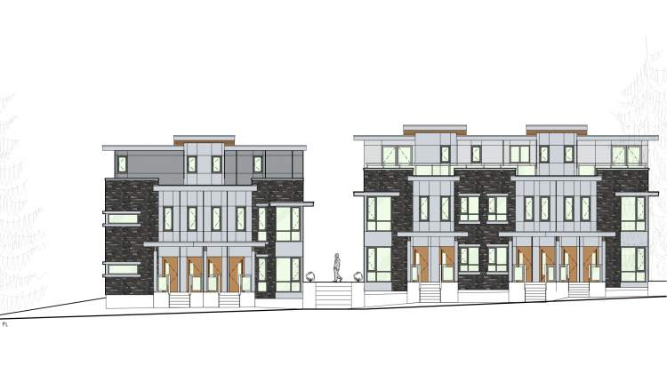 New south Oak Vancouver townhouses coming soon!