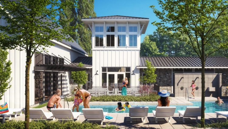 Exclusive to Seaside residents, you'll enjoy the use of the Seaside Club outdoor pool.