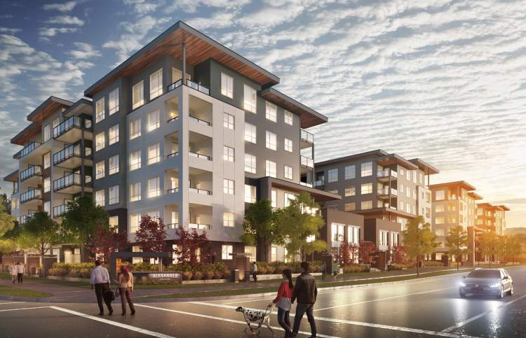 1- & 2-bedroom condominiums coming soon to the thriving neighbourhood of Willoughby in Langley.