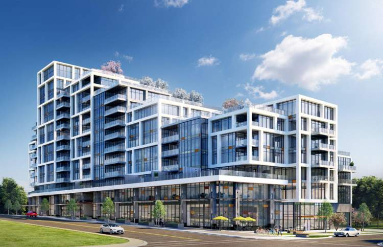 Coming soon to White Rock, 110 presale luxury condos ideal for downsizers.
