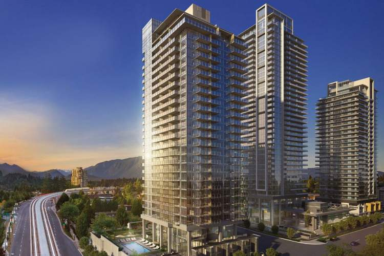 Coquitlam Condo Tower