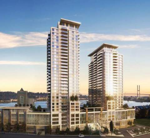 Rivesky In Downtown New Westminster