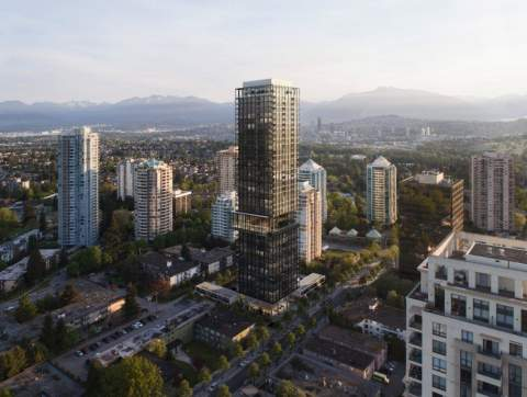 Coming Soon To Metrotown, Presale Condos Designed By Gensler.