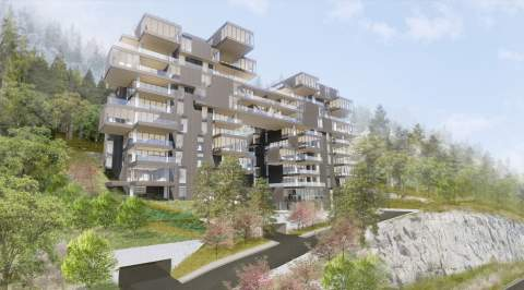 Luxury Presale Condos Coming Soon To West Vancouver From British Pacific Properties.