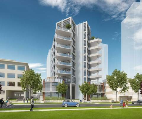 Coming Soon To Downtown Vancouver, Family-oriented Homes From Marcon Development.