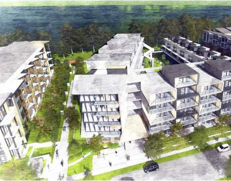 Coming Soon, The Last Phase In Queensborough's Port Royal Development.