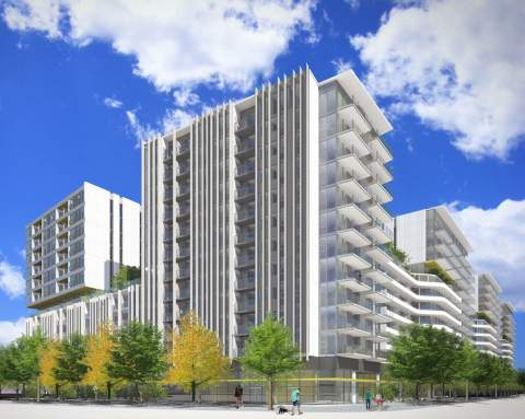Coming Soon To Richmond, 674 Presale Condos At No. 3 Road And Alderbridge Way.