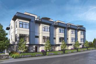 Selling Now In Surrey, Fleetwood, Spacious Luxury Townhouses By Hayer Development Group.