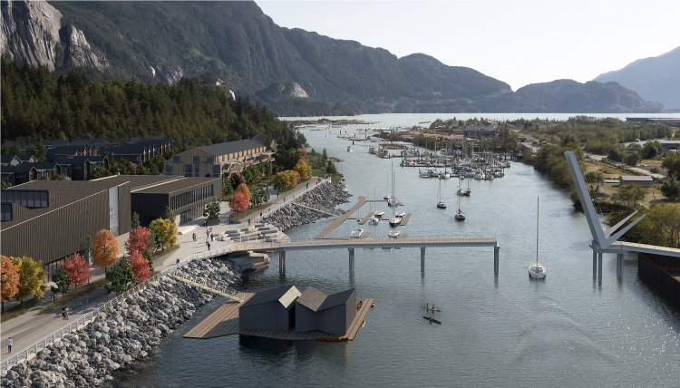 Centrally located along the Squamish waterfront, the master-planned community of SEAandSKY has been designed with purpose.