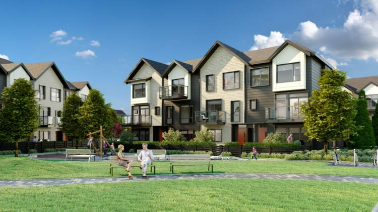 Tsawwassen Landing is an exceptional master-planned community that delivers a truly authentic West Coast lifestyle.