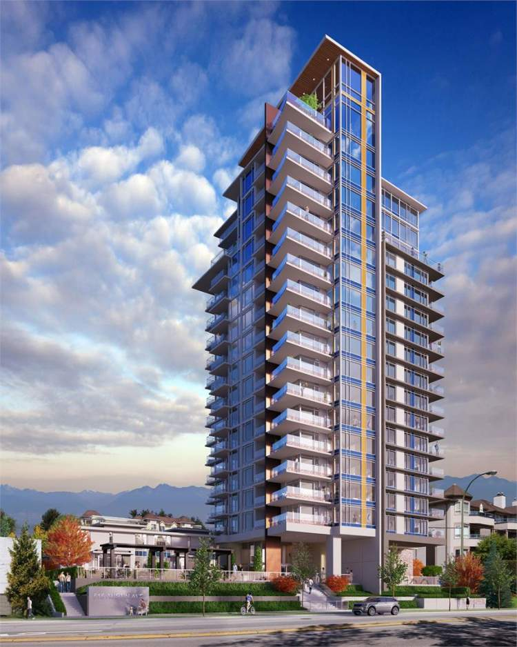 Union condos and townhouses in West Coquitlam by Square Nine Developments.