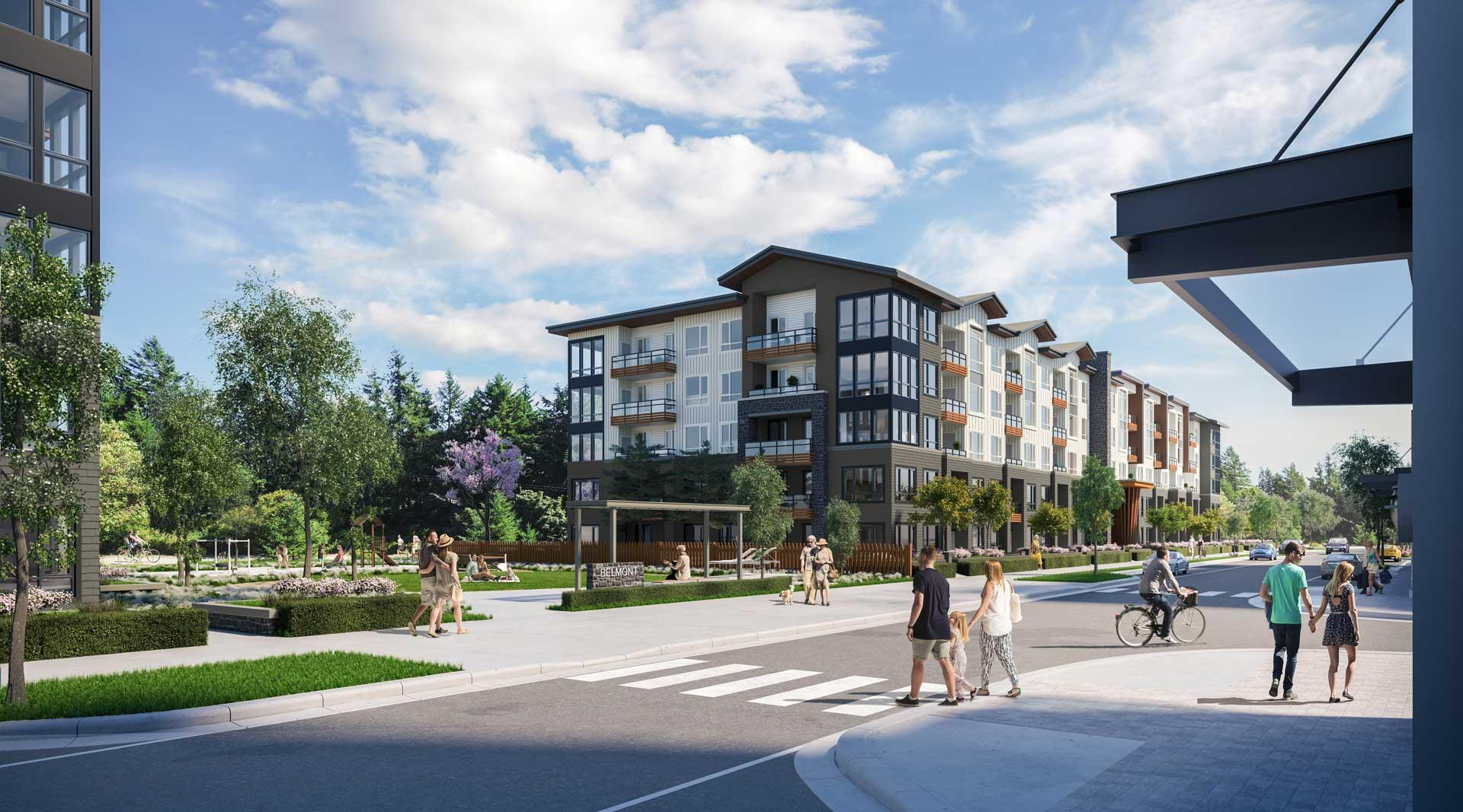 Belmont Residences Langford BC – Plans, Prices, Availability