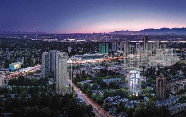 Centra offers homes that work for you! Coming soon to Surrey city Centre.