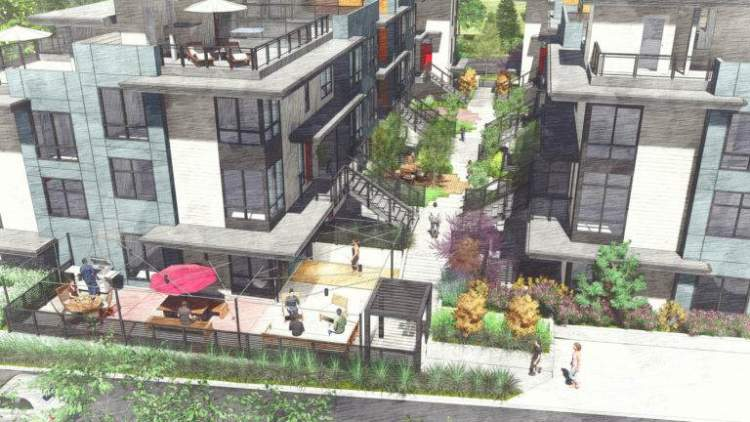 Duet is a new transit-oriented development by Adera coming soon to Burquitlam.