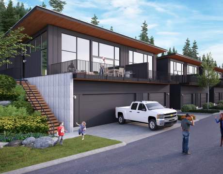 Sellling Now! Spacious Luxury Townhomes In Pemberton With Spectacular Views Of Mount Currie.