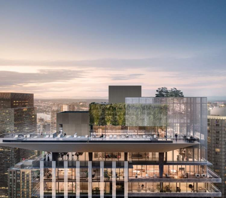 Coming soon to where Belltown meets Downtown, Seattle's newest luxury condominium tower at 3rd & Virginia.