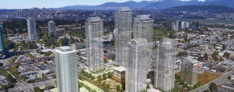 Coming Soon To Surrey City Centre, A New Master-planned Community By Anthem Properties.
