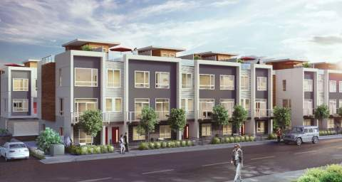 Phase 1 Of These Langley Executive Townhouses Are Selling Now!
