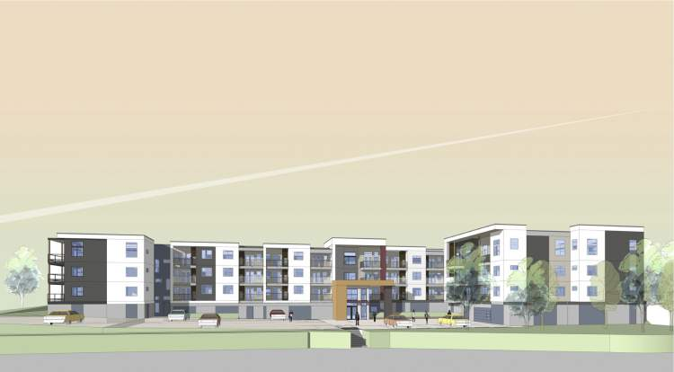 Coming soon to Kelowna's U-District, investment student rental condos.
