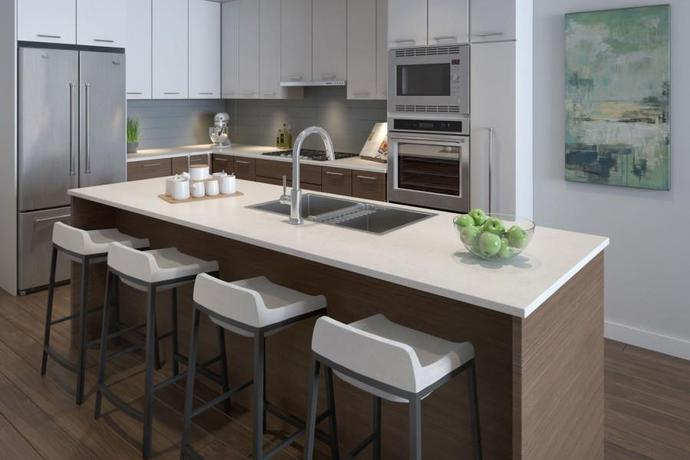 Lyra's kitchens fuse design and function for chefs and foodies alike.
