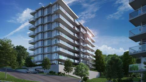 Selling Now, 38 Spacious 2-bedroom Homes With Large Balconies Overlooking Panoramic Victoria Views.