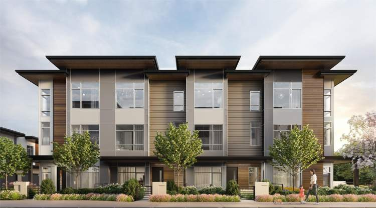 5 Road Richmond Presale Townhomes