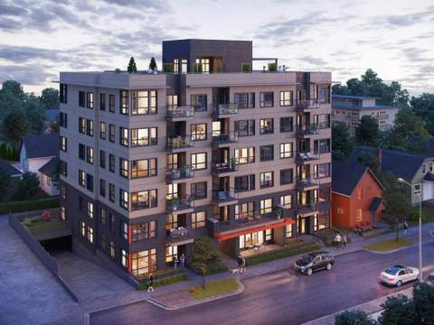 42 MODERN HOMES LOCATED IN THE VIBRANT UPTOWN NEIGHBOURHOOD OF NEW WESTMINSTER ONLY BLOCKS FROM 6TH & 6TH