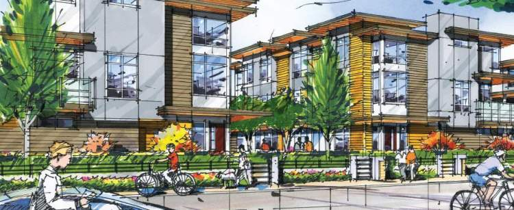 Anthem has created a collection of 47 West Coast contemporary 3- and 4-bedroom family townhomes enriched by public art and a private park, in the growing Ironwood neighbourhood.