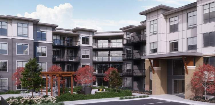 75 Modern Condos Starting in the Low $300s in Langley
