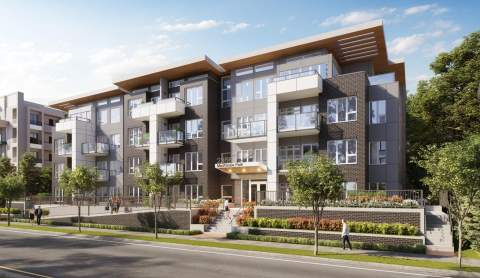 Brand New Condominiums Just Steps From Historic Downtown Port Coquitlam.