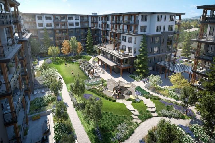 An amazing place to grow, The Oaks is a walkable, family-friendly community with a real sense of neighbourhood.