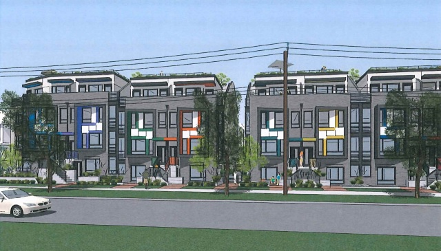 Coming soon to the Cambie Corridor, 27 presale condos and townhomes near Winona Park.
