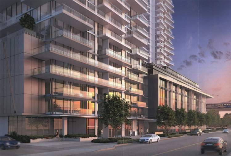A 3-tower mixed-use development designed by Cicozzi Architecture is coming soon to Coquitlam Town Centre.
