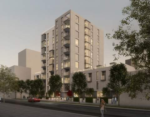 Presale Condominiums And Townhomes Coming Soon To This Ideal Central Location On West 6th Avenue Near Granville Island.