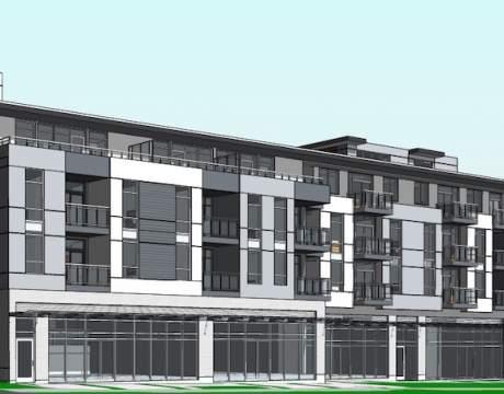 Killarney Enterprises Development At West 49th Avenue & Alberta Street Designed By Matthew Cheng Architects.